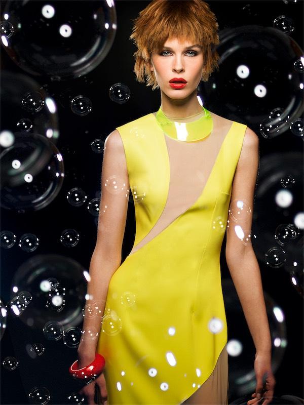 модные прически 2015