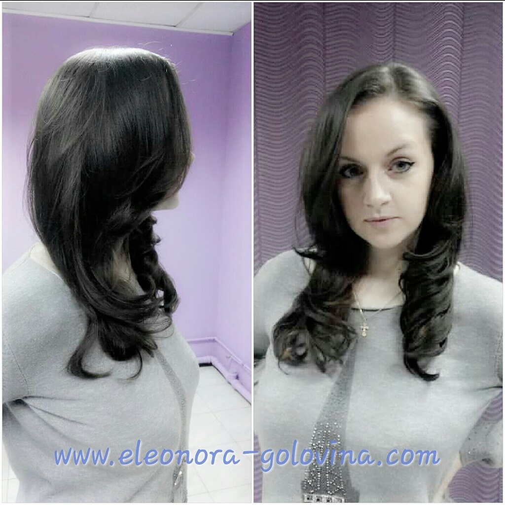 стрижка и окрашивание волос киев