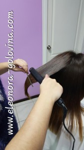 полировка волос машинкой киев